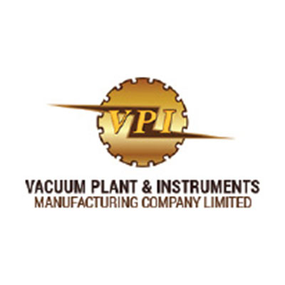 vacuum plant and instruments