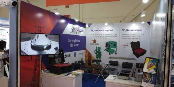 Hi-Tech at GRIDTECH New Delhi