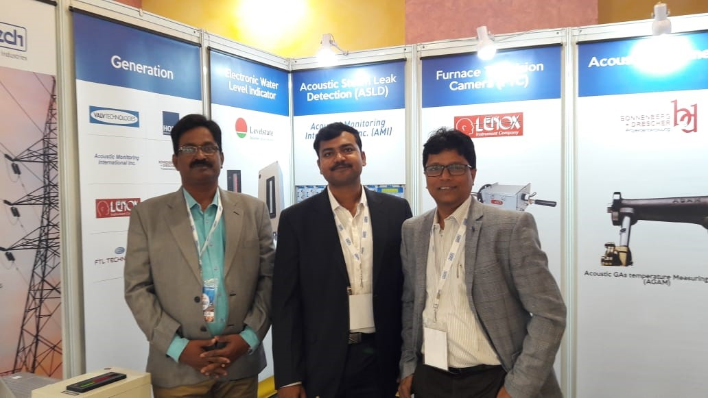 Hi-Tech at International Power Plant O&M Conference by NTPC